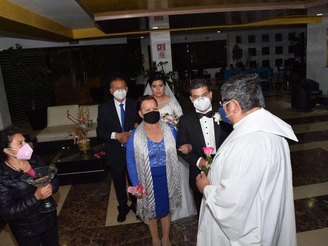 La boda de Anuar y Denis en Ixtapaluca, Estado México 16