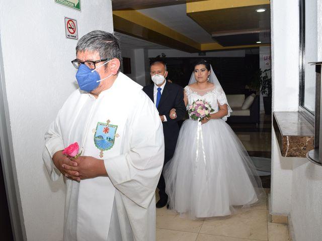 La boda de Anuar y Denis en Ixtapaluca, Estado México 17