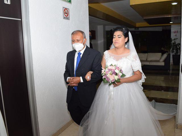 La boda de Anuar y Denis en Ixtapaluca, Estado México 18
