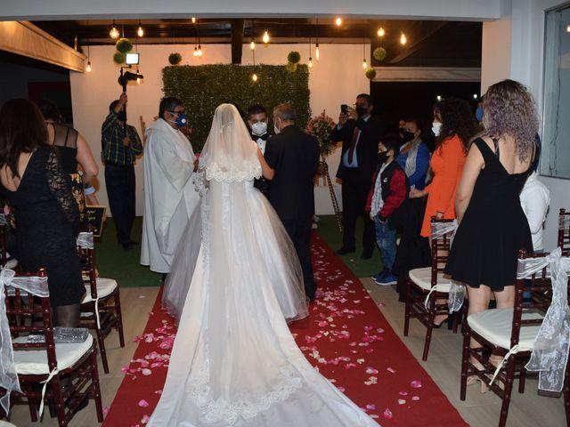 La boda de Anuar y Denis en Ixtapaluca, Estado México 20