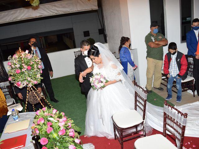 La boda de Anuar y Denis en Ixtapaluca, Estado México 21