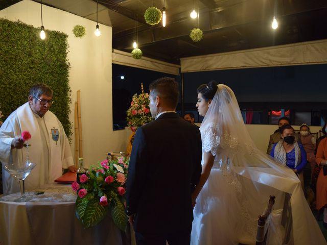 La boda de Anuar y Denis en Ixtapaluca, Estado México 22