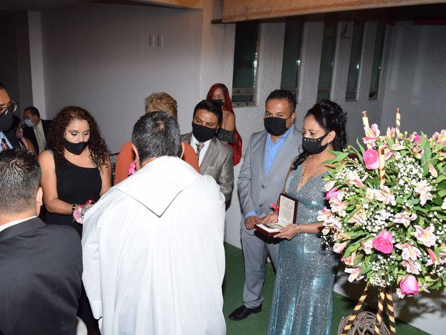 La boda de Anuar y Denis en Ixtapaluca, Estado México 23