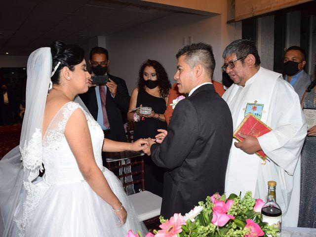 La boda de Anuar y Denis en Ixtapaluca, Estado México 24