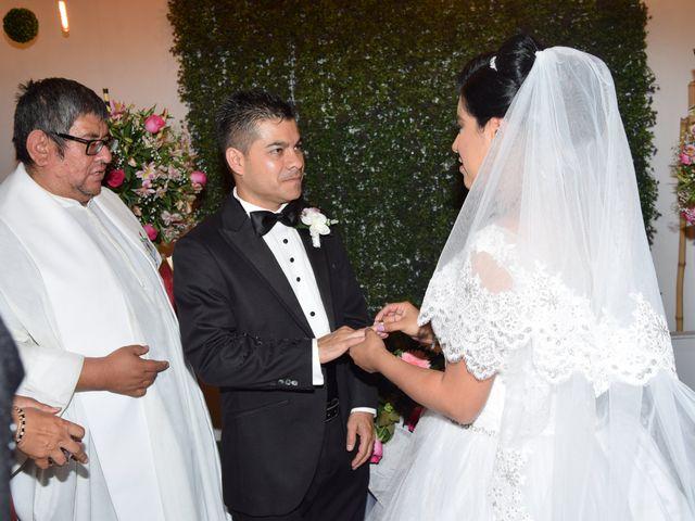La boda de Anuar y Denis en Ixtapaluca, Estado México 26