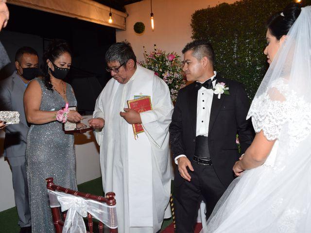 La boda de Anuar y Denis en Ixtapaluca, Estado México 27