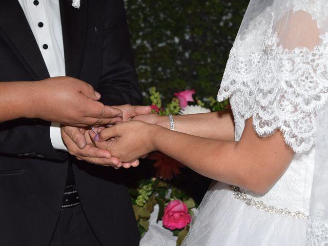 La boda de Anuar y Denis en Ixtapaluca, Estado México 28