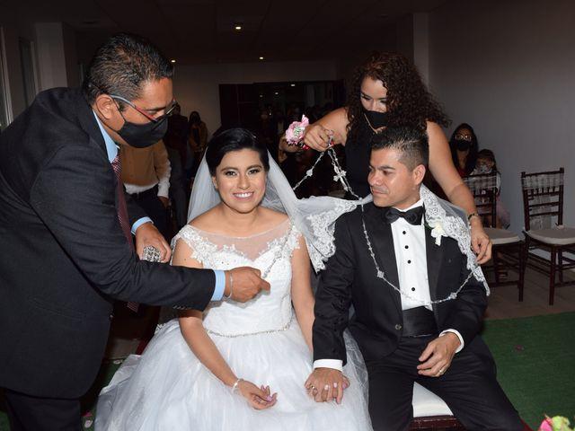 La boda de Anuar y Denis en Ixtapaluca, Estado México 29