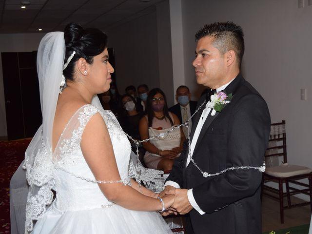 La boda de Anuar y Denis en Ixtapaluca, Estado México 30