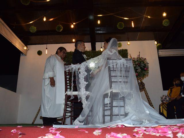La boda de Anuar y Denis en Ixtapaluca, Estado México 31