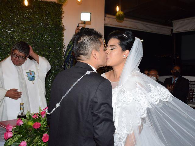 La boda de Anuar y Denis en Ixtapaluca, Estado México 32