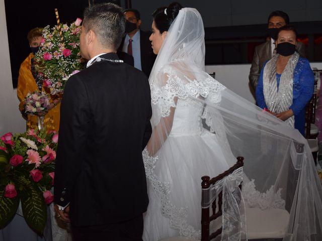 La boda de Anuar y Denis en Ixtapaluca, Estado México 33