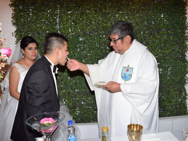 La boda de Anuar y Denis en Ixtapaluca, Estado México 35