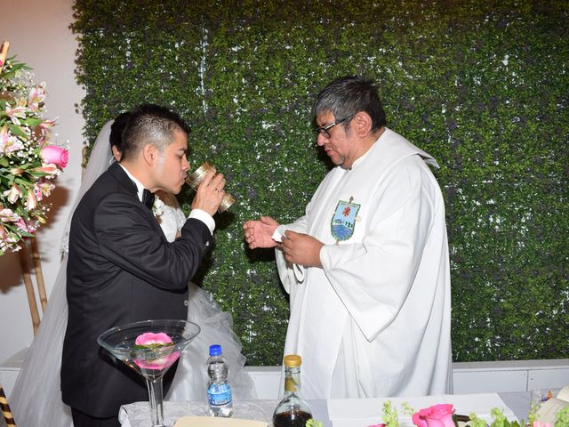 La boda de Anuar y Denis en Ixtapaluca, Estado México 36