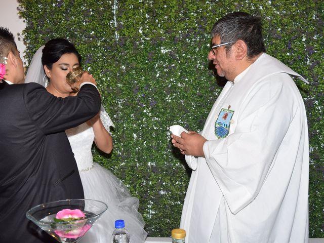La boda de Anuar y Denis en Ixtapaluca, Estado México 37