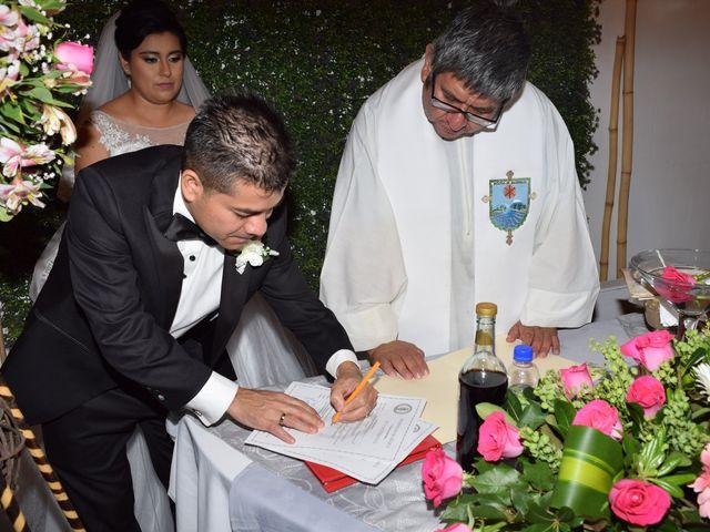 La boda de Anuar y Denis en Ixtapaluca, Estado México 39