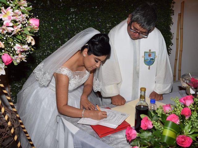 La boda de Anuar y Denis en Ixtapaluca, Estado México 40