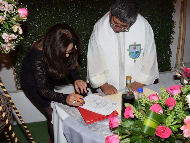 La boda de Anuar y Denis en Ixtapaluca, Estado México 42