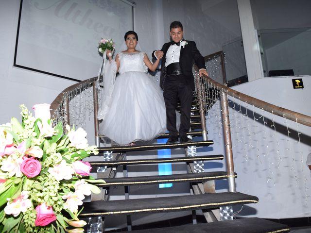 La boda de Anuar y Denis en Ixtapaluca, Estado México 46
