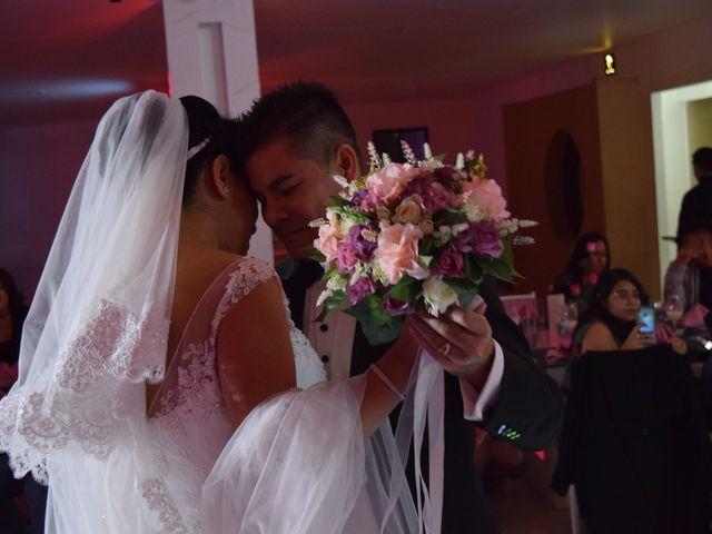 La boda de Anuar y Denis en Ixtapaluca, Estado México 1
