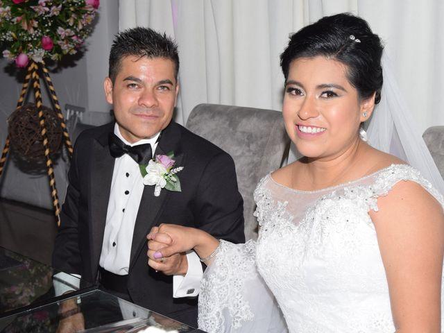 La boda de Anuar y Denis en Ixtapaluca, Estado México 55