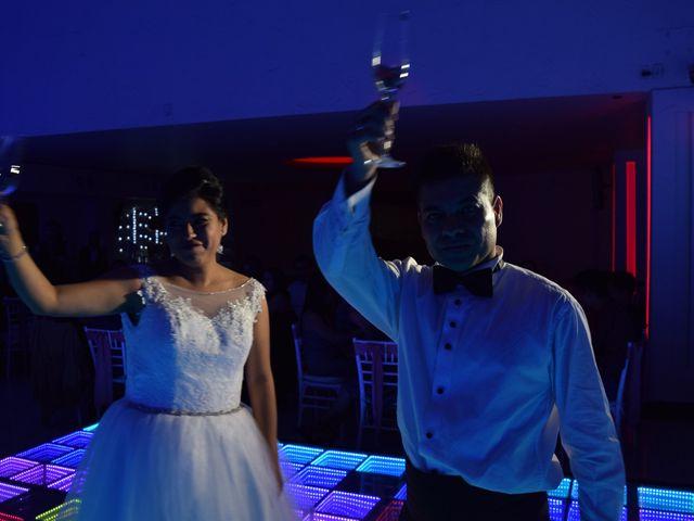 La boda de Anuar y Denis en Ixtapaluca, Estado México 67