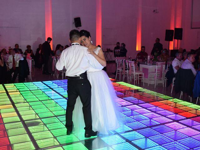 La boda de Anuar y Denis en Ixtapaluca, Estado México 68