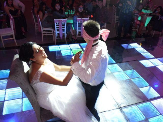 La boda de Anuar y Denis en Ixtapaluca, Estado México 77