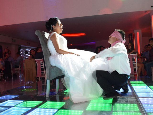 La boda de Anuar y Denis en Ixtapaluca, Estado México 78