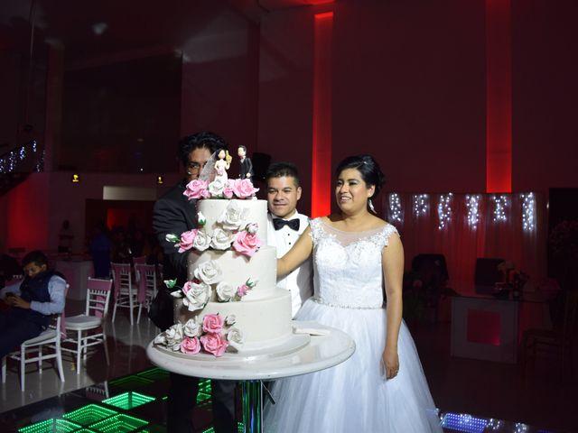 La boda de Anuar y Denis en Ixtapaluca, Estado México 81
