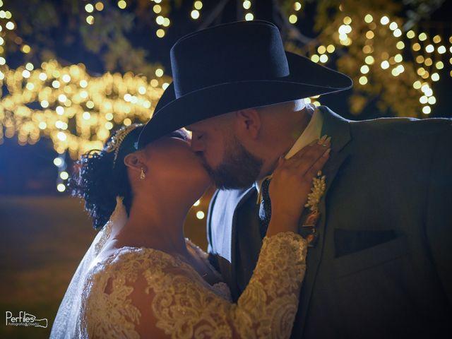 La boda de Nelly y Hugo