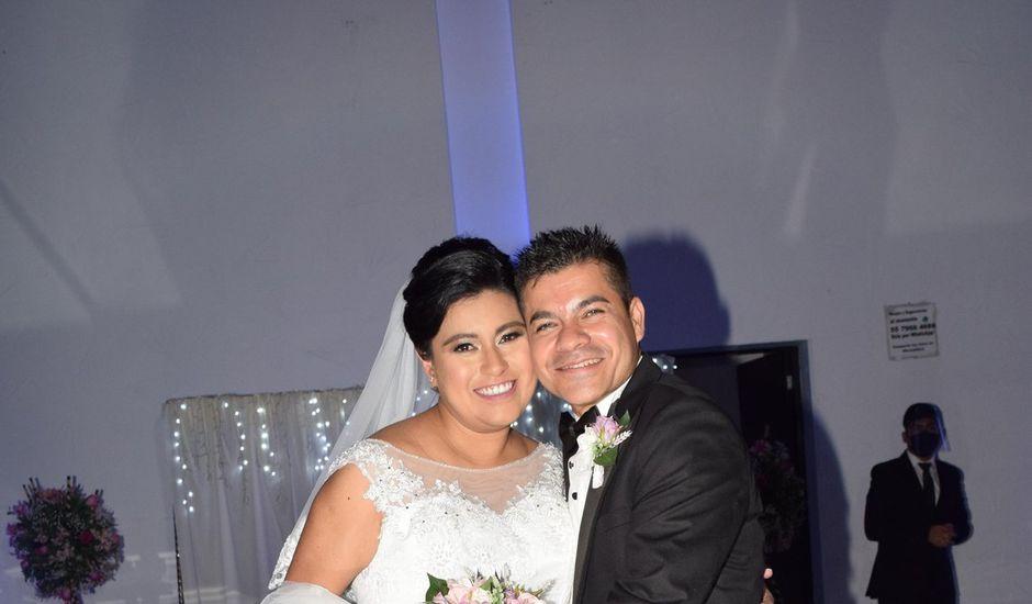 La boda de Anuar y Denis en Ixtapaluca, Estado México