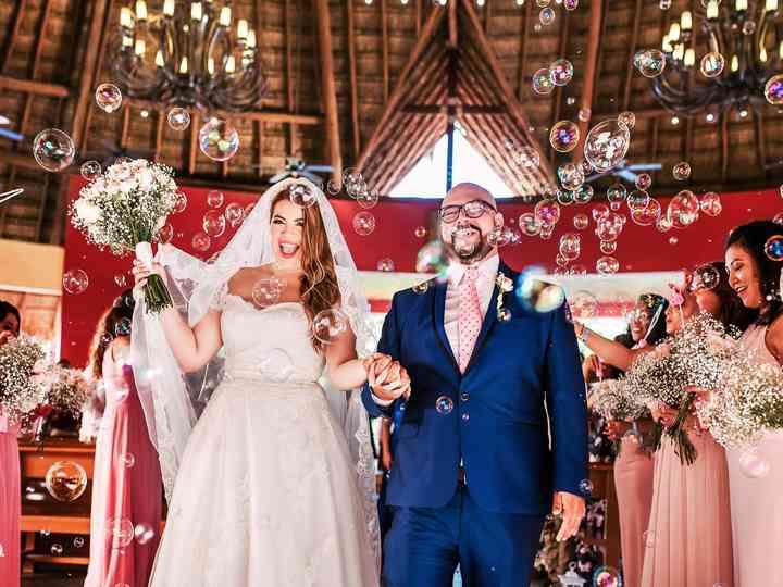 La boda de Paulina y Mauricio