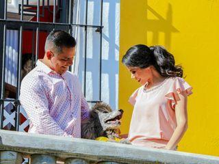 La boda de Iliana y Ángel 3