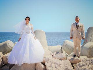 La boda de Iliana y Ángel