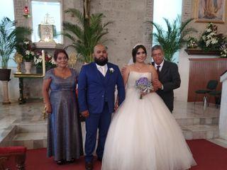 La boda de Karen  y Ubaldo