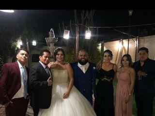 La boda de Karen  y Ubaldo 2