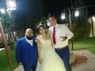 La boda de Karen  y Ubaldo 3