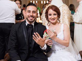 La boda de Ashly y Mario