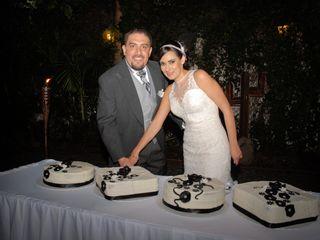 La boda de Alma y Óscar