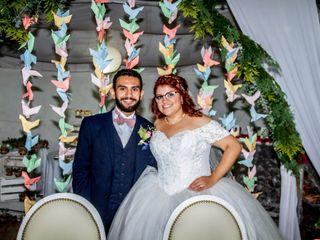 La boda de Fernanda y Humberto