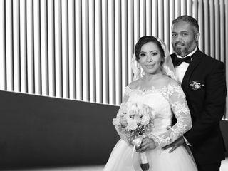 La boda de Karina y Edgar