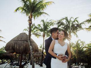 La boda de Daniela y Patricio