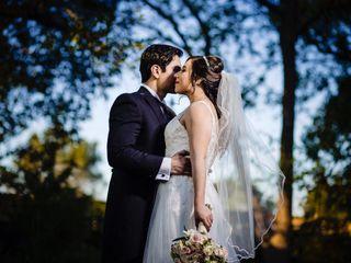La boda de Abigail y Eduardo