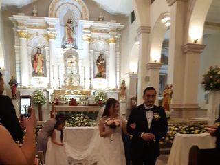 La boda de Liliana y Guillermo 1