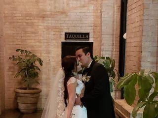 La boda de Liliana y Guillermo 2