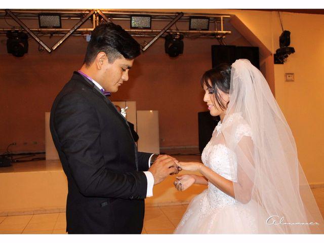 La boda de Iván y Carla en San Nicolás de los Garza, Nuevo León 2