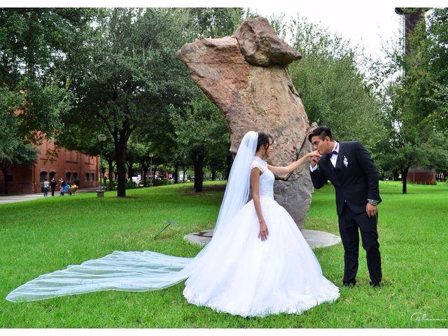 La boda de Iván y Carla en San Nicolás de los Garza, Nuevo León 1