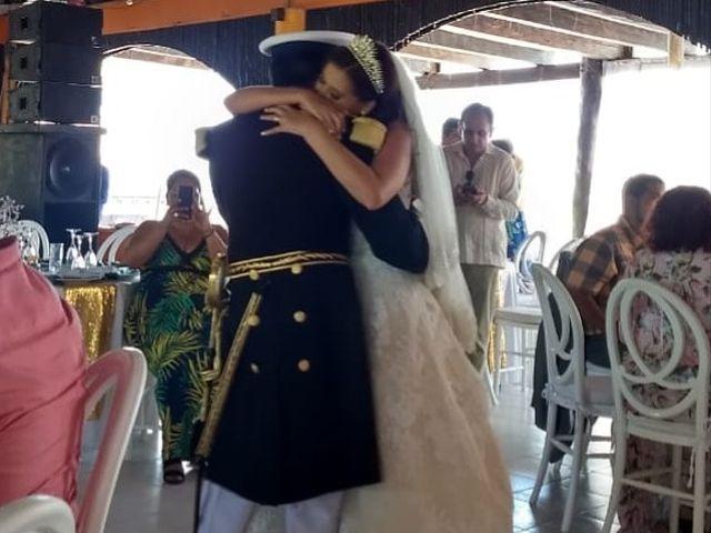 La boda de Raúl  y Claudia Ivett  en Isla Mujeres, Quintana Roo 5