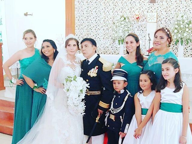La boda de Raúl  y Claudia Ivett  en Isla Mujeres, Quintana Roo 6